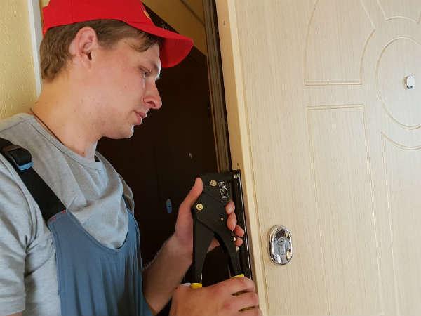 ремонт дверей в Балашихе